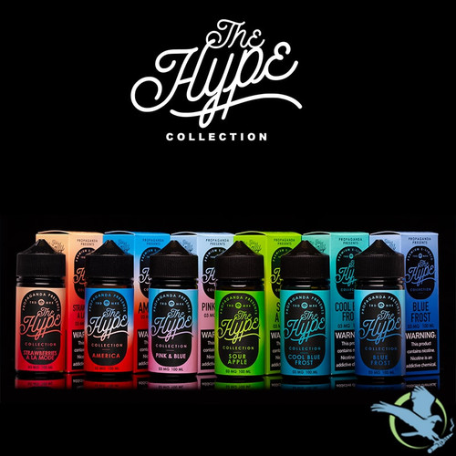 The Hype Collection By Propaganda E-Liquid 100ML