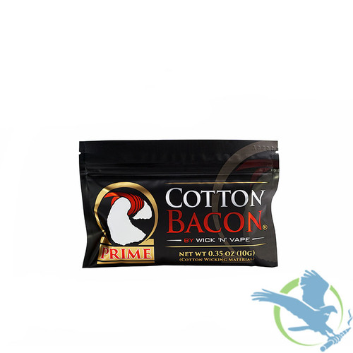 Cotton Bacon Prime By Wick N Vape (MSRP $6.99)