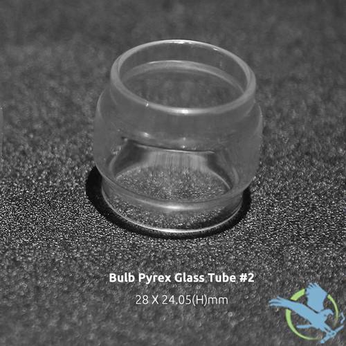 SMOK TFV12 Prince 8ML Bulb Pyrex Glass Tube #2 - Single