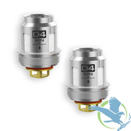 VooPoo UFORCE D4 Replacement Coils - Pack Of 5