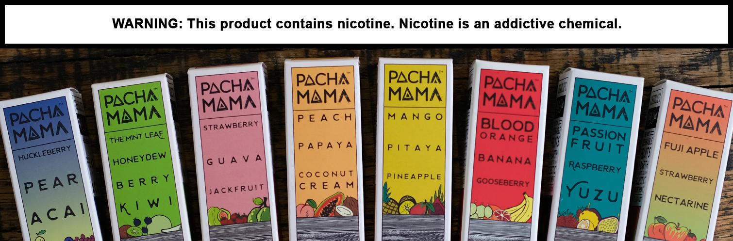 Pachamama By Charlie's Chalk Dust E-Liquid 60ML