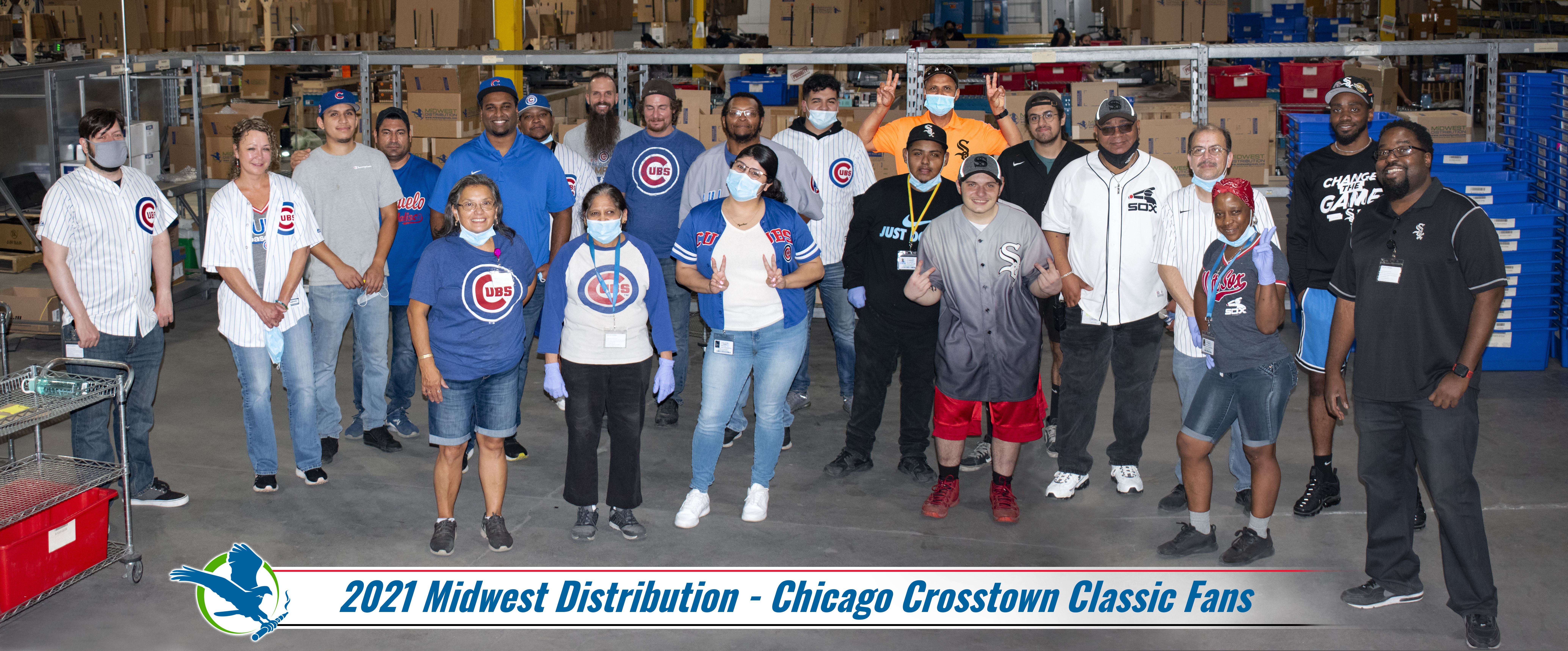 2021 Chicago Crosstown Classic Fans