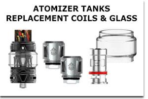 Wholesale Atomizer Tanks, Replacement Glass & Glass - Vape Shop - Smoke Shop Supplies Distribution