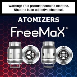 Freemax Vape Tanks & Coils