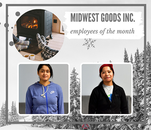 January 2021 Employees of the Month