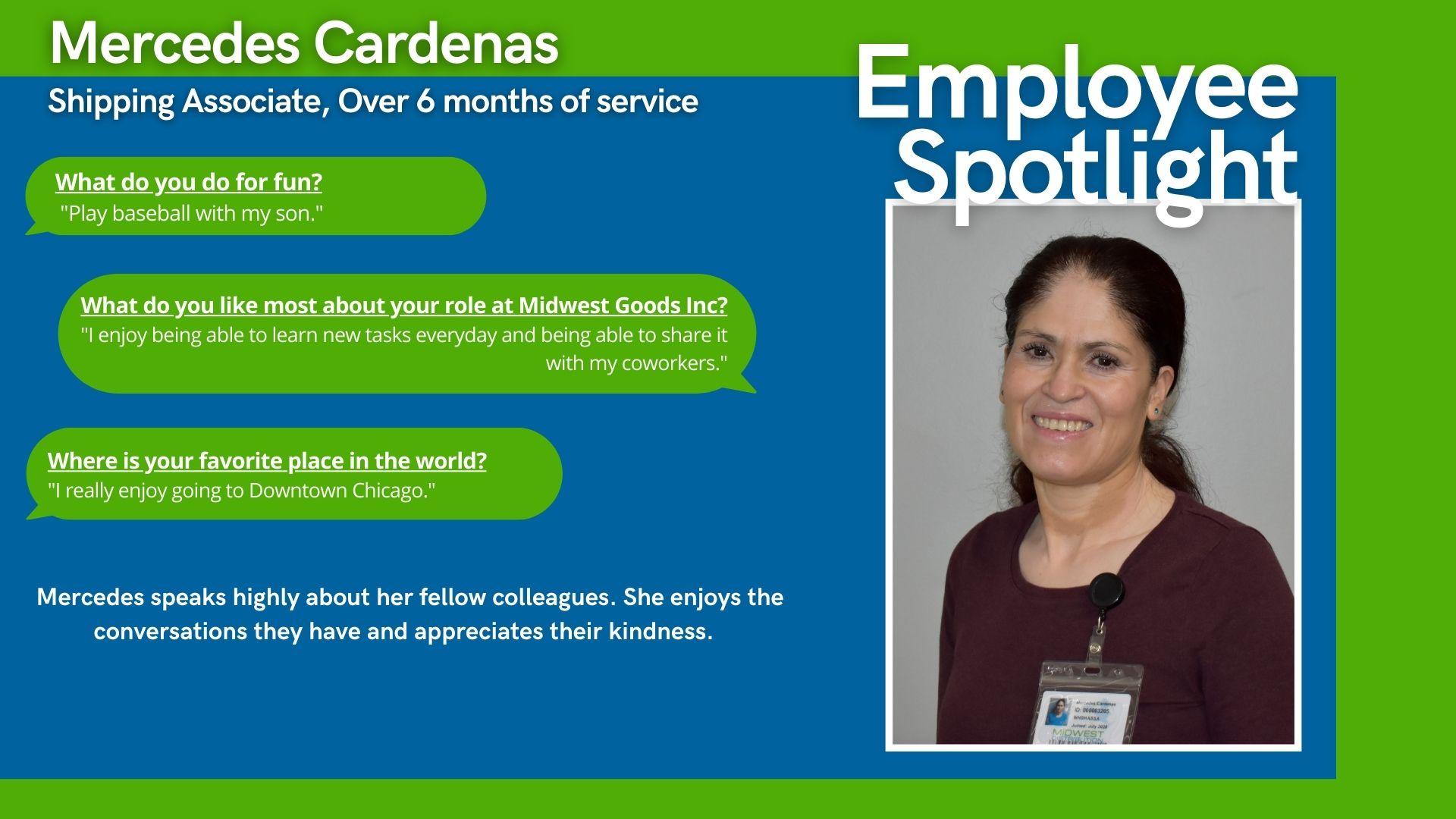 June 2021 Midwest Employee Spotlight