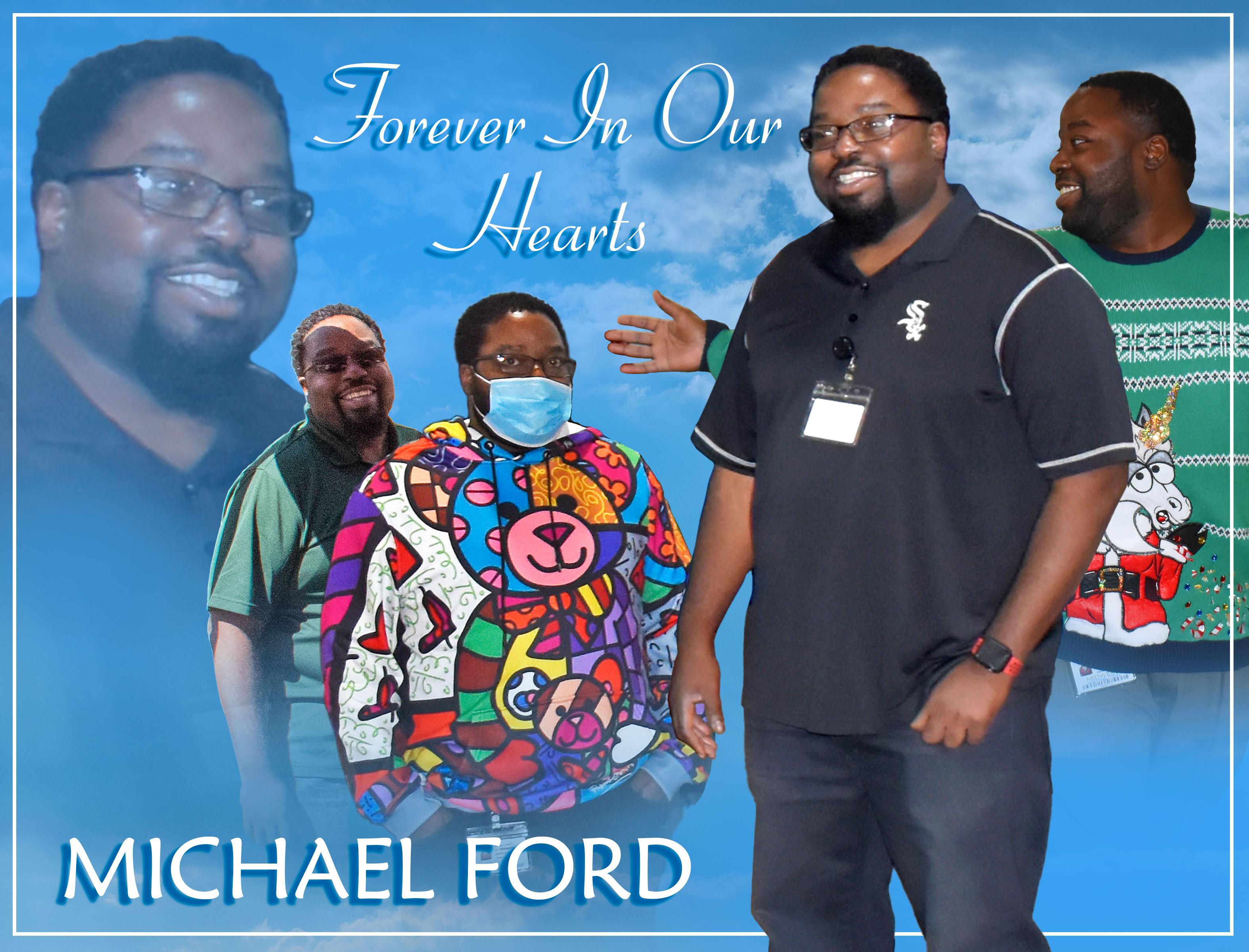 September 2021 Midwest Employee Spotlight Michael Ford