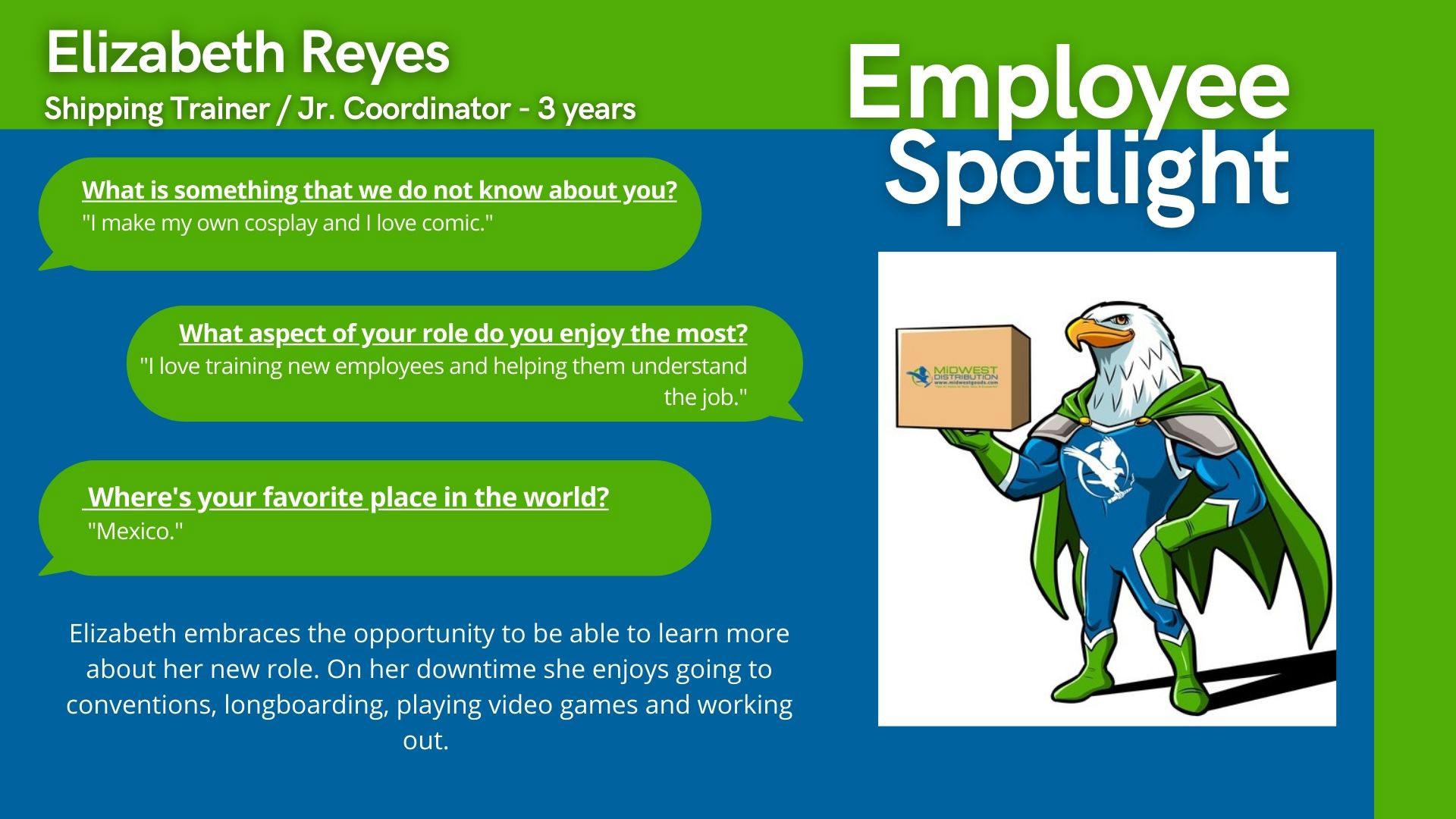 August 2021 Midwest Employee Spotlight