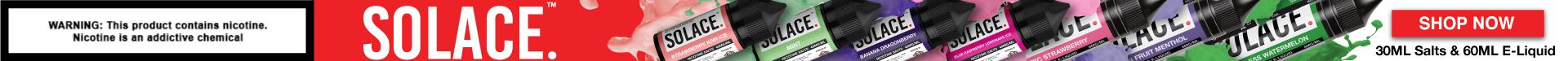 SOLACE SALTS E-JUICE