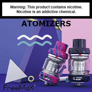 Freemax & Atomizer