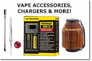 Wholesale Vape Accessories, Battery Chargers - Vape Shop - Smoke Shop Supplies Distribution