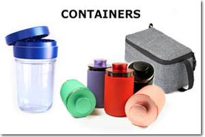 Wholesale Smellproof Containers for Herb, Smoke Shop, Headshop, Dispensary Supplies