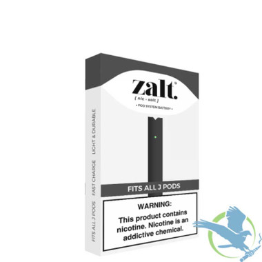 Zalt Nic Salt Pod System Compatible Battery Mod With Usb Charger Msrp 1499