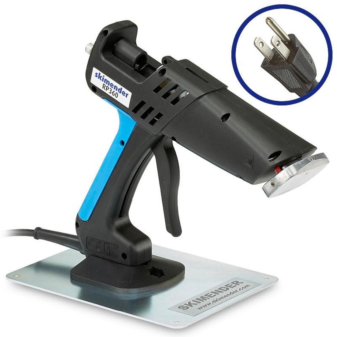 Skimender RP360 Ski and Snowboard Repair Pistol