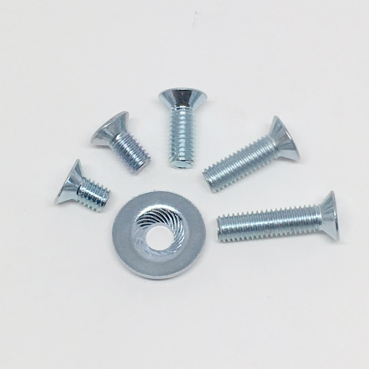 Snowboard Binding Screws (Flathead)