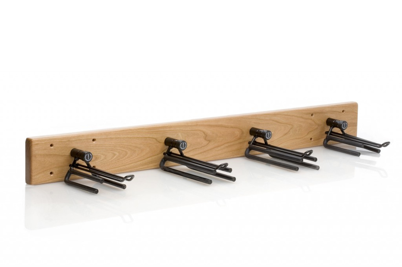 Rocker Ski Rack™ - 4 Pack (shown with (2) Standard - (2) XL)