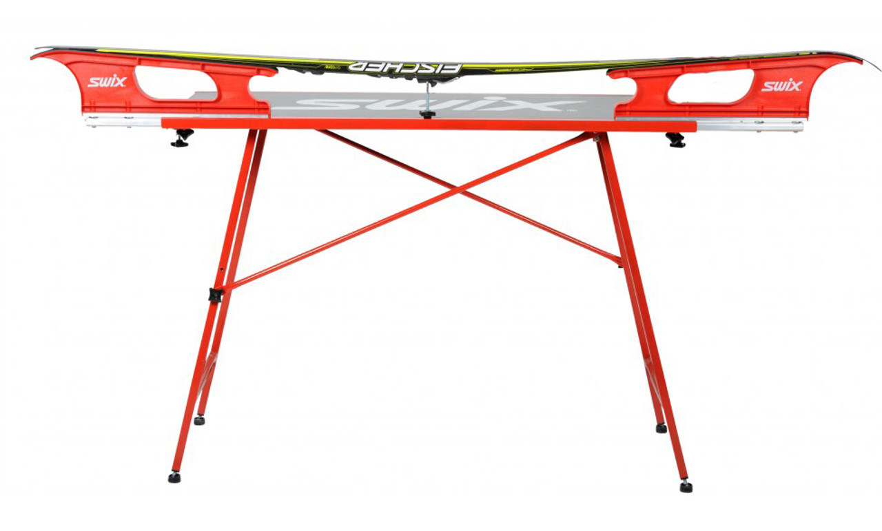 Ski and Table not included