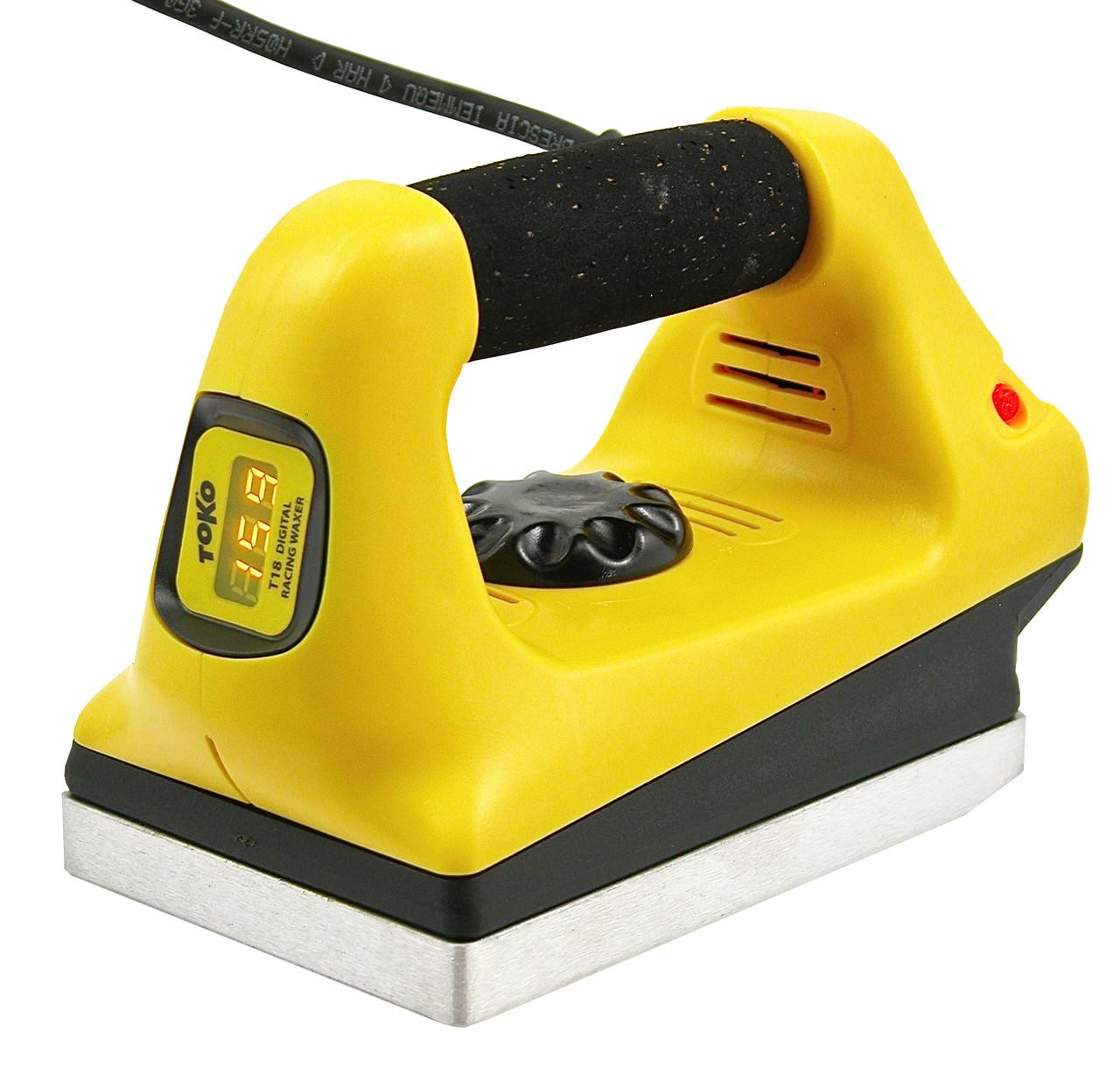 Toko T18 Digital Race Wax Iron (230V)