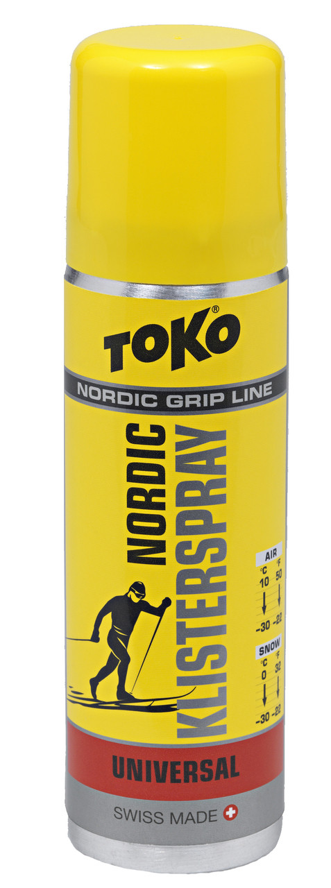 Toko Klister Spray Universal  FLAMMABLE MUST SHIP UPS GROUND