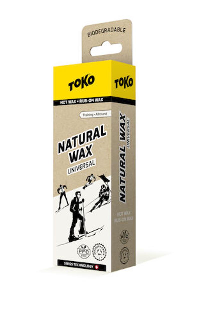 Toko natural plant based wax