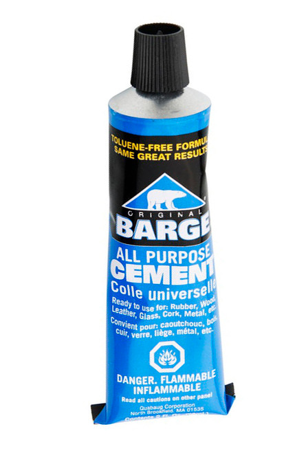 Barge Boot Cement - 2oz  FLAMMABLE MUST SHIP UPS GROUND