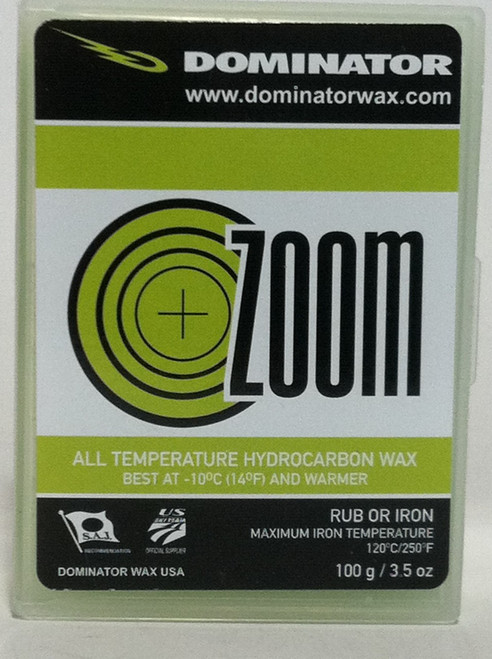 DOMINATOR ZOOM 100gm