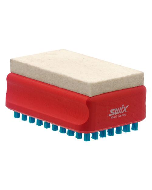 Swix F4 Combi Brush Felt & Nylon