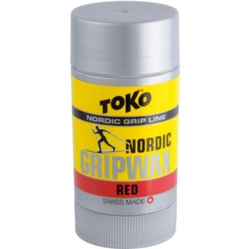 Toko Nordic Grip Wax Red - 27g