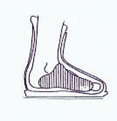 Ski Boot Fitting Foam Narrowing Pad Installation