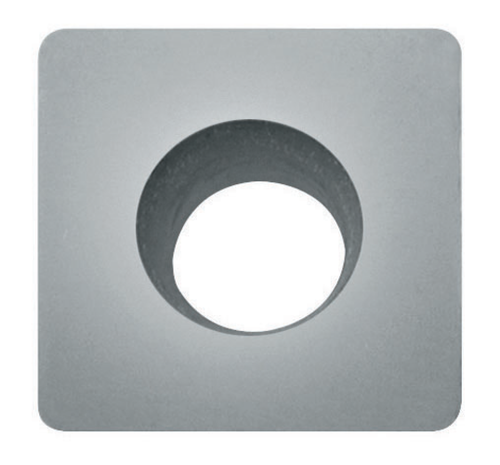 Square Blade for Ergo Sidewall Planer
