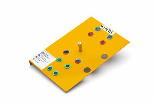 Jigarex Binding Plate 1