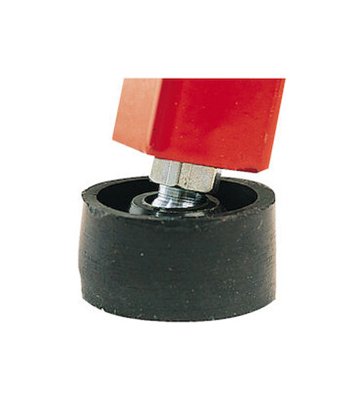 Rubber foot cap for Swix T76 Waxing Table