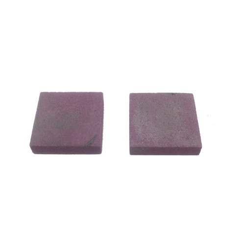 Pink Stones for Ski Sharp Tool (Pair)