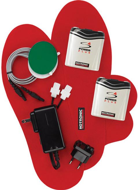 Hotronic Custom S4 Power PlusFoot Warmer Kit