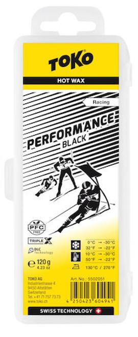 toko performance wax black