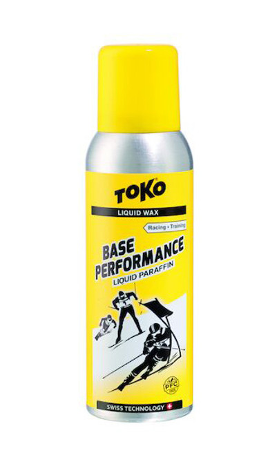 Toko Base Performance Liquid Paraffin Wax Yellow