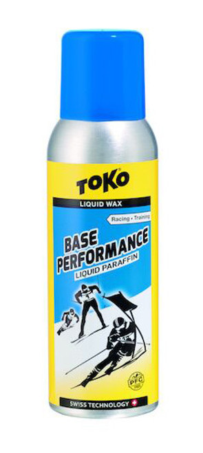 Toko Base Performance Liquid Paraffin Wax Blue