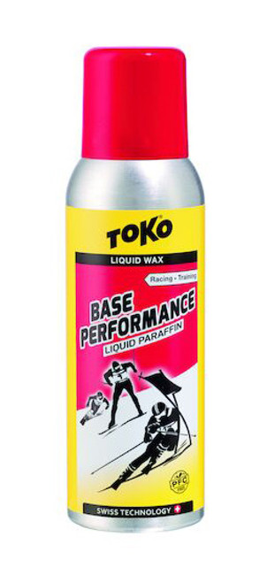 Toko Base Performance Liquid Paraffin Wax Red