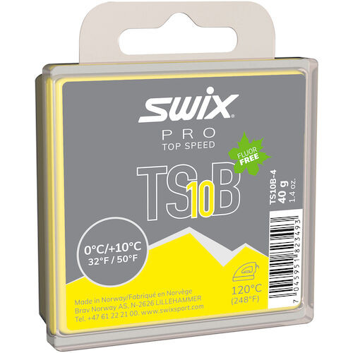 Swix Pro Top Speed Wax TS10 40g