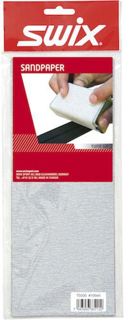 Swix Sandpaper 100g