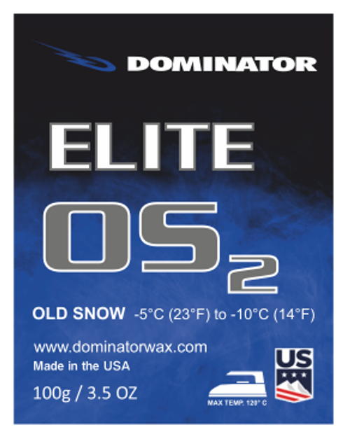 Dominator Elite Wax Old Snow OS2