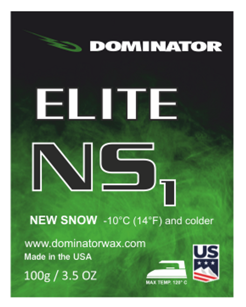 Dominator Elite Wax New Snow NS2