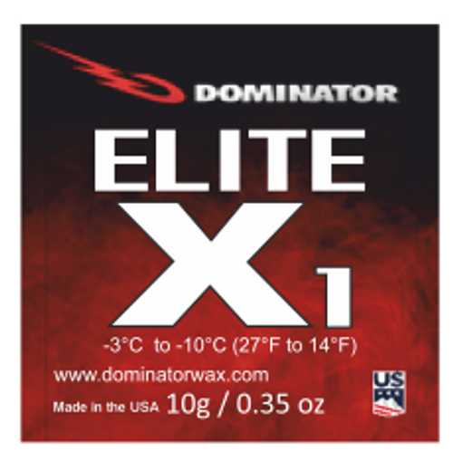 Dominator Elite X1 Wax