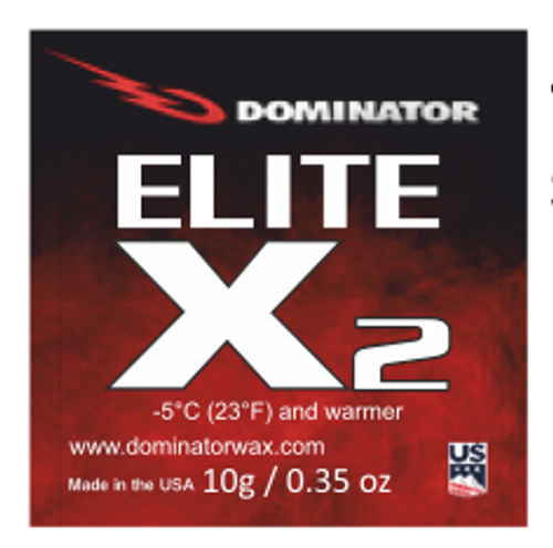 Dominator Elite X2 Wax