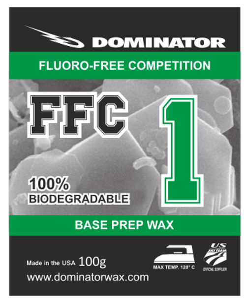 Dominator FFC1 Base Prep Wax