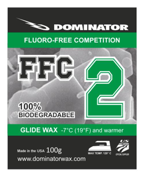 Dominator FFC2 Glide Wax (100g)