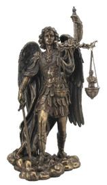 St. Michael Weighing Souls
