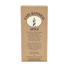 Cape Hatteras Spyce Cologne With Free Sprayer Applicator