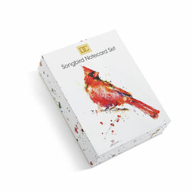 Songbird Notecard Set, Dean Crouser