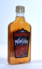 Moonshine Hot Sauce- Aged and Charred (5/10 Heat Scale)